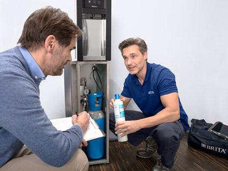 service brita fontaines à eau pour entreprise