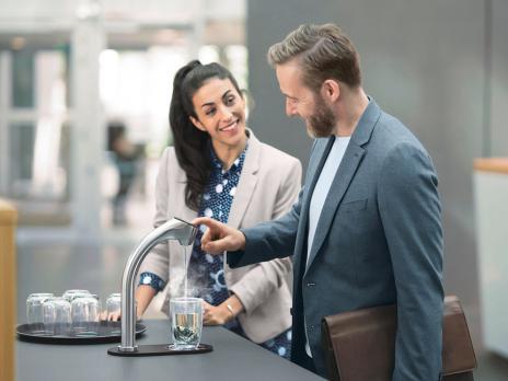 fontaines à eau brita pour bureaux et entreprises