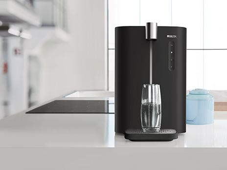 fontaine à eau fraîche brita