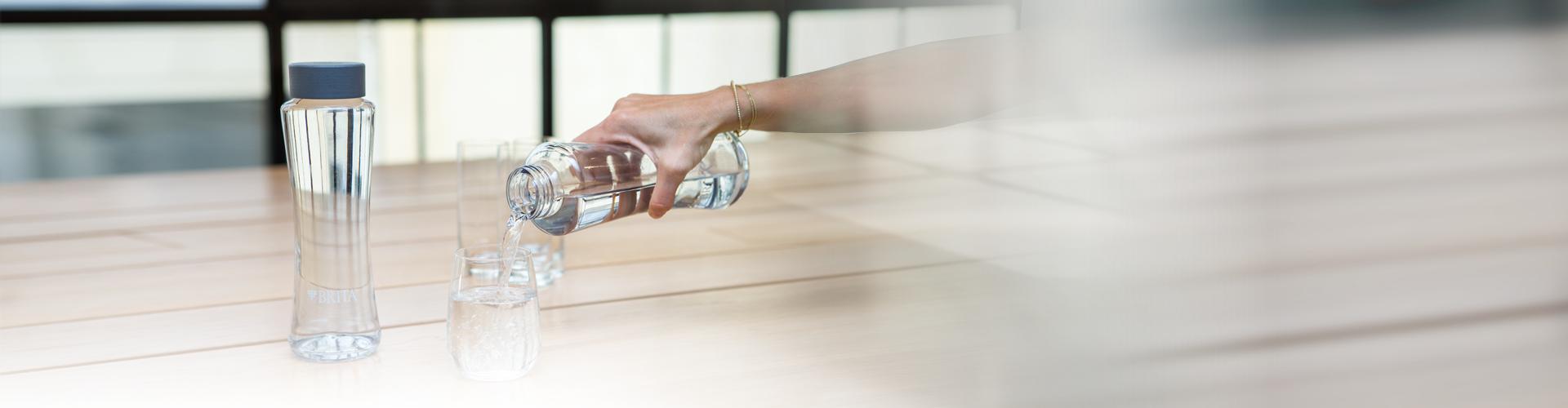 hand bottle