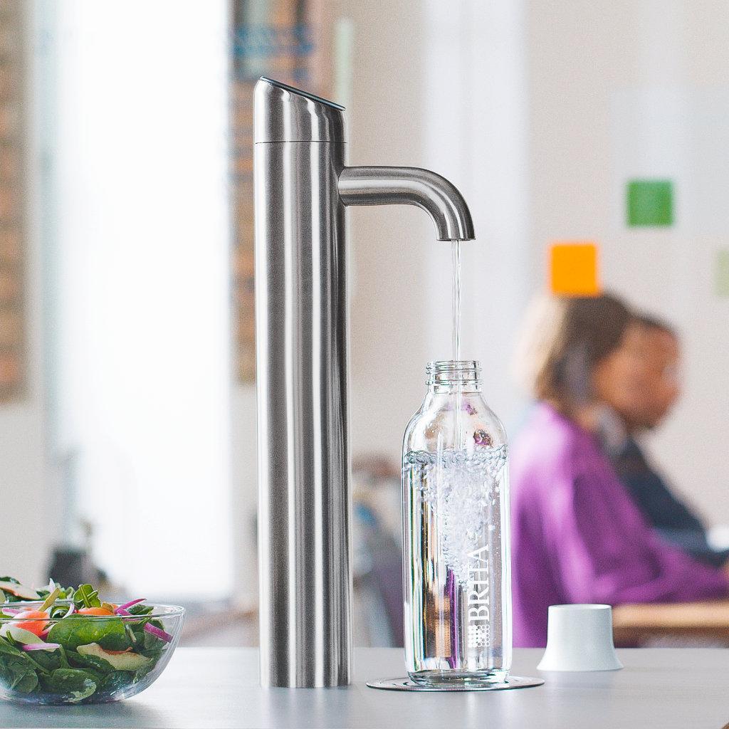 fontaine à eau professionnelle brita vivreau