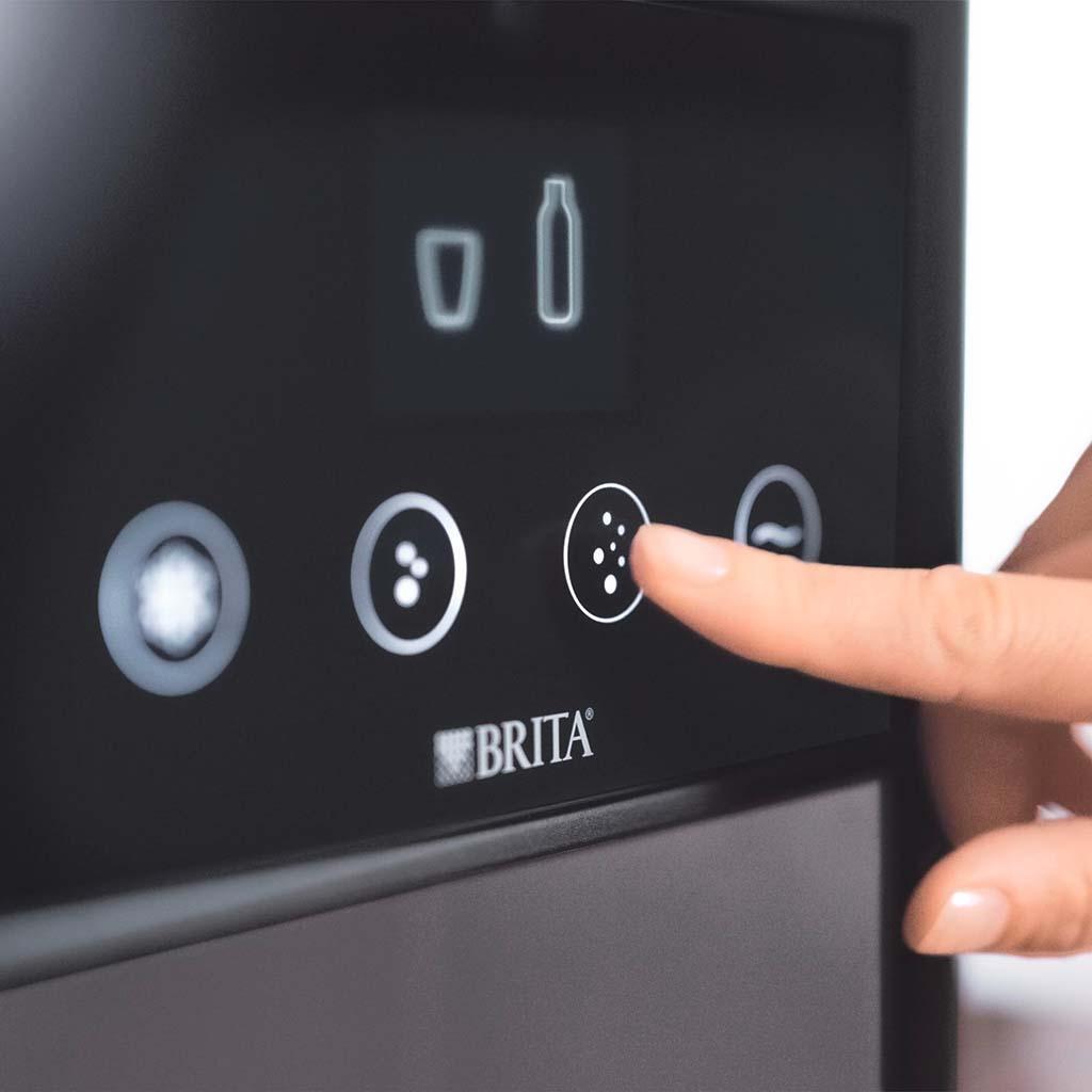 les eaux variées des fontaines à eau brita