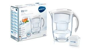 BRITA fill&enjoy Elemaris white pakend
