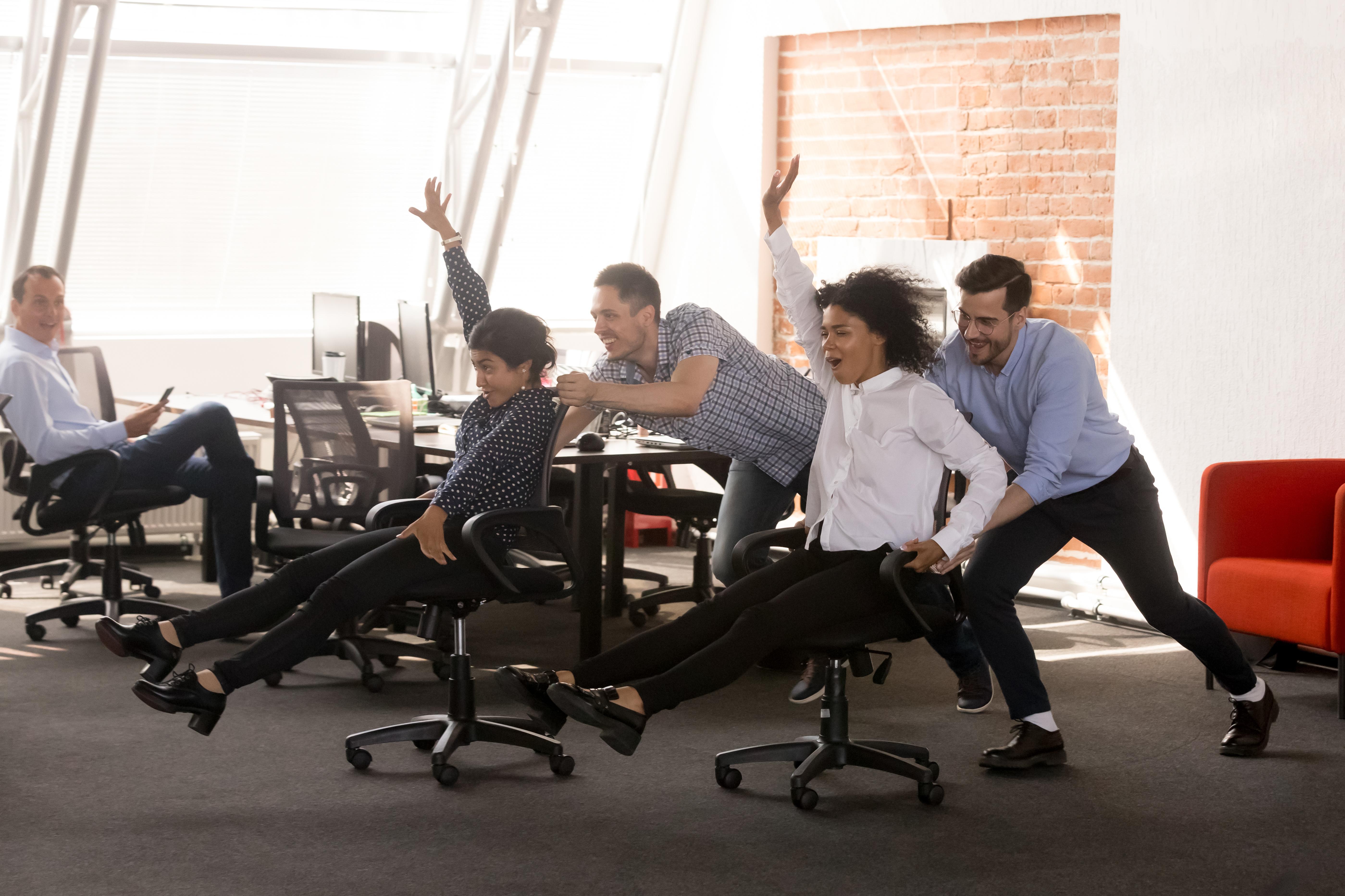 Corporate Employee Fun