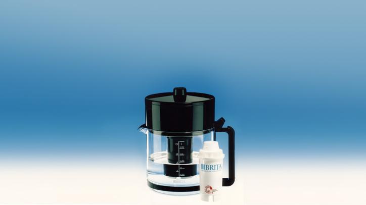 BRITA history aqualux water filter
