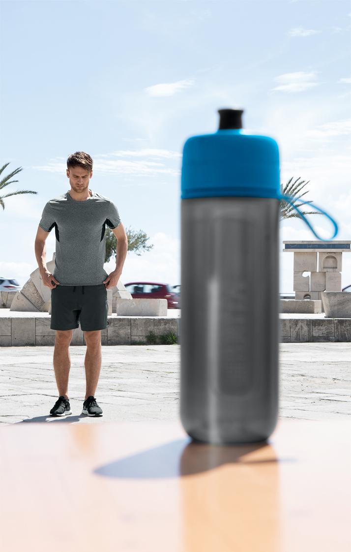BRITA water filter bottles