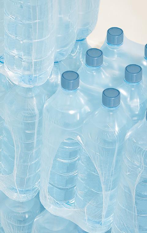 Reduce single-use plastic bottles