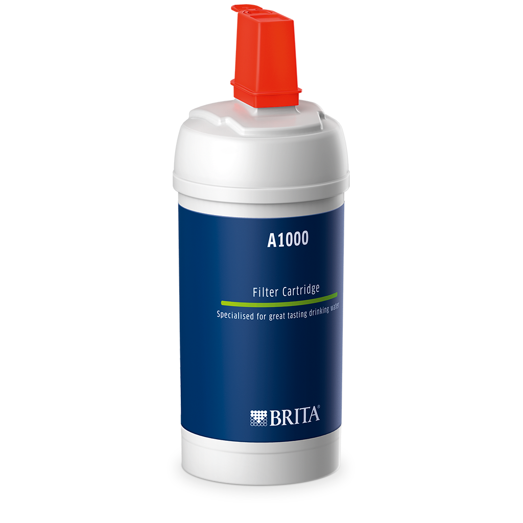BRITA 濾水器與濾芯 A 1000 重新裝填