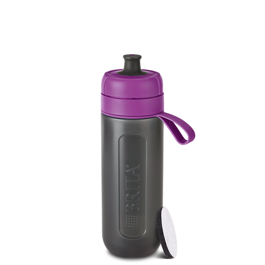 BRITA fill&go Active 紫色