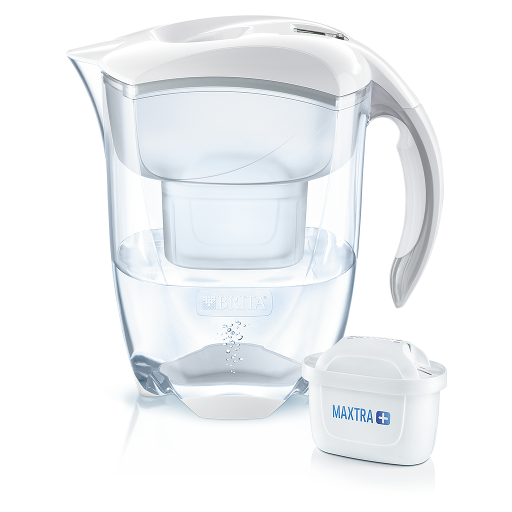 BRITA fill&enjoy Elemaris xl 白色