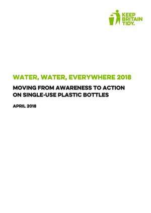Water Water Everywhere 2018 Report