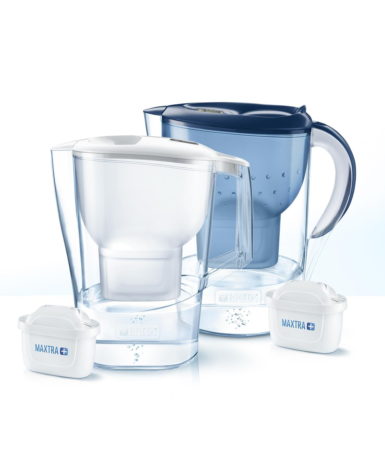 BRITA filters and cartridges MAXTRA+ packaging