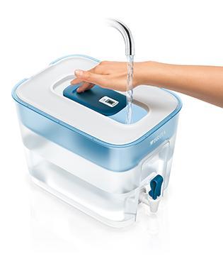Flow 濾水箱注水