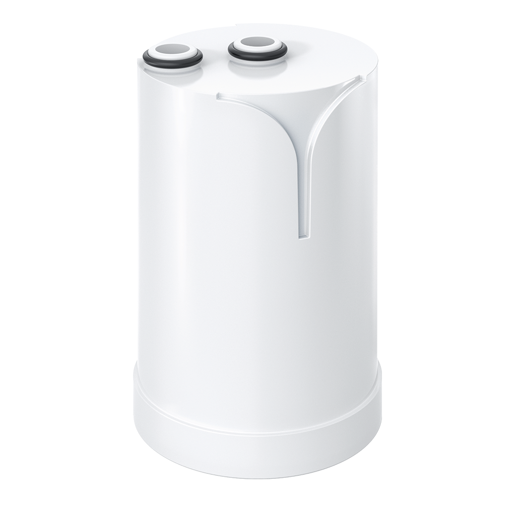 BRITA On Tap 水龍頭產品硬照。