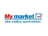 Λογότυπο My Market