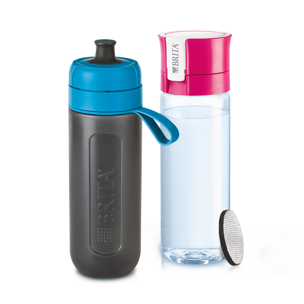 fill&go waterfilter product range