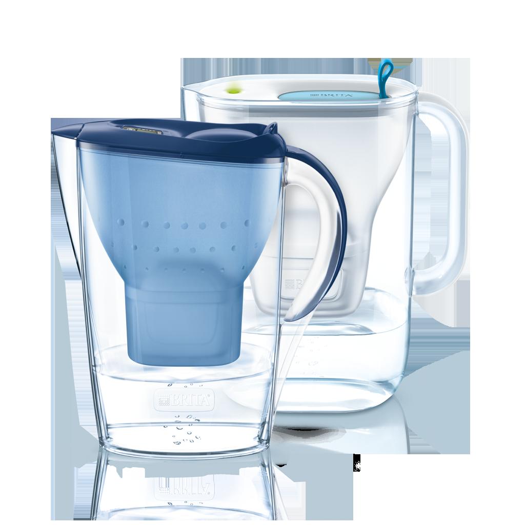 fill&enjoy 濾水壺系列產品