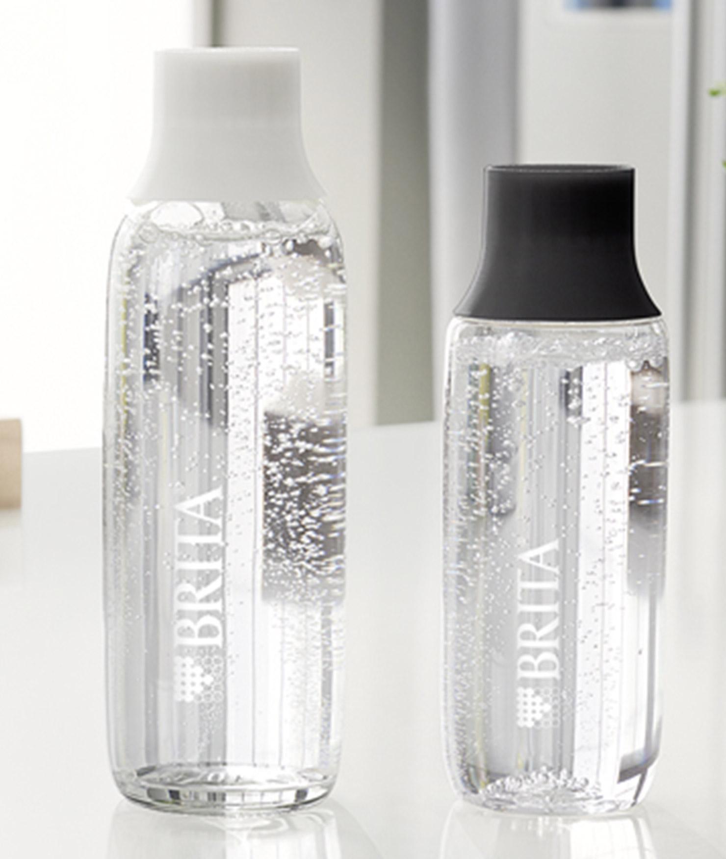 Wasserflaschen Wave