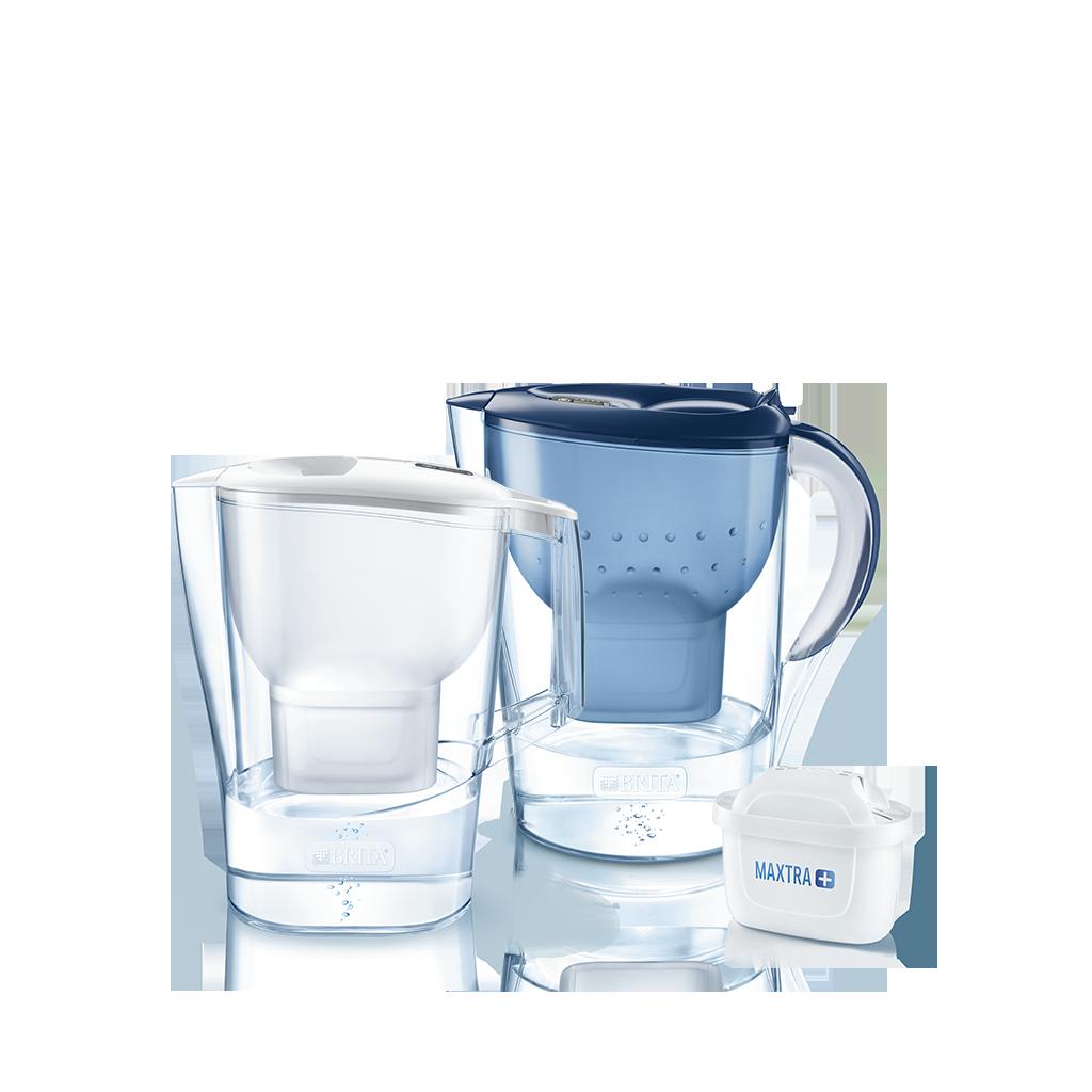 Eviniz için BRITA su filtreleri