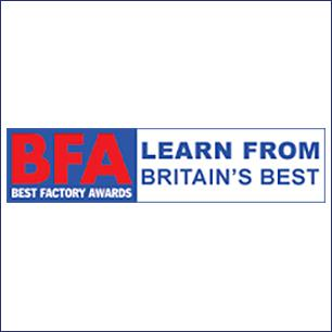 BRITA career best factory awards