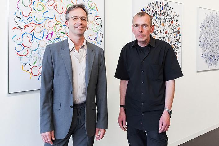 BRITA Nachhaltigkeit Förderung von Kunst