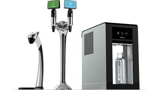 BRITA waterdispenser reserveonderdelen