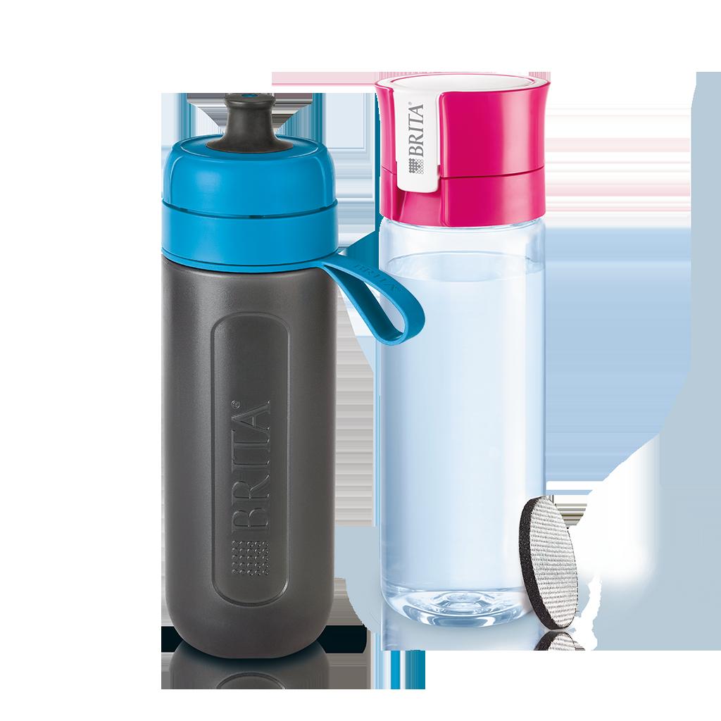 BRITA Wasserfilter fill&go Active