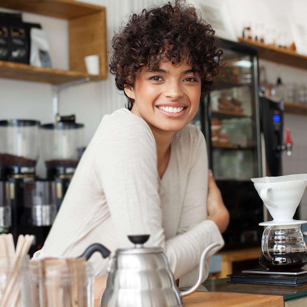Filtres BRITA Professional pour les cafés