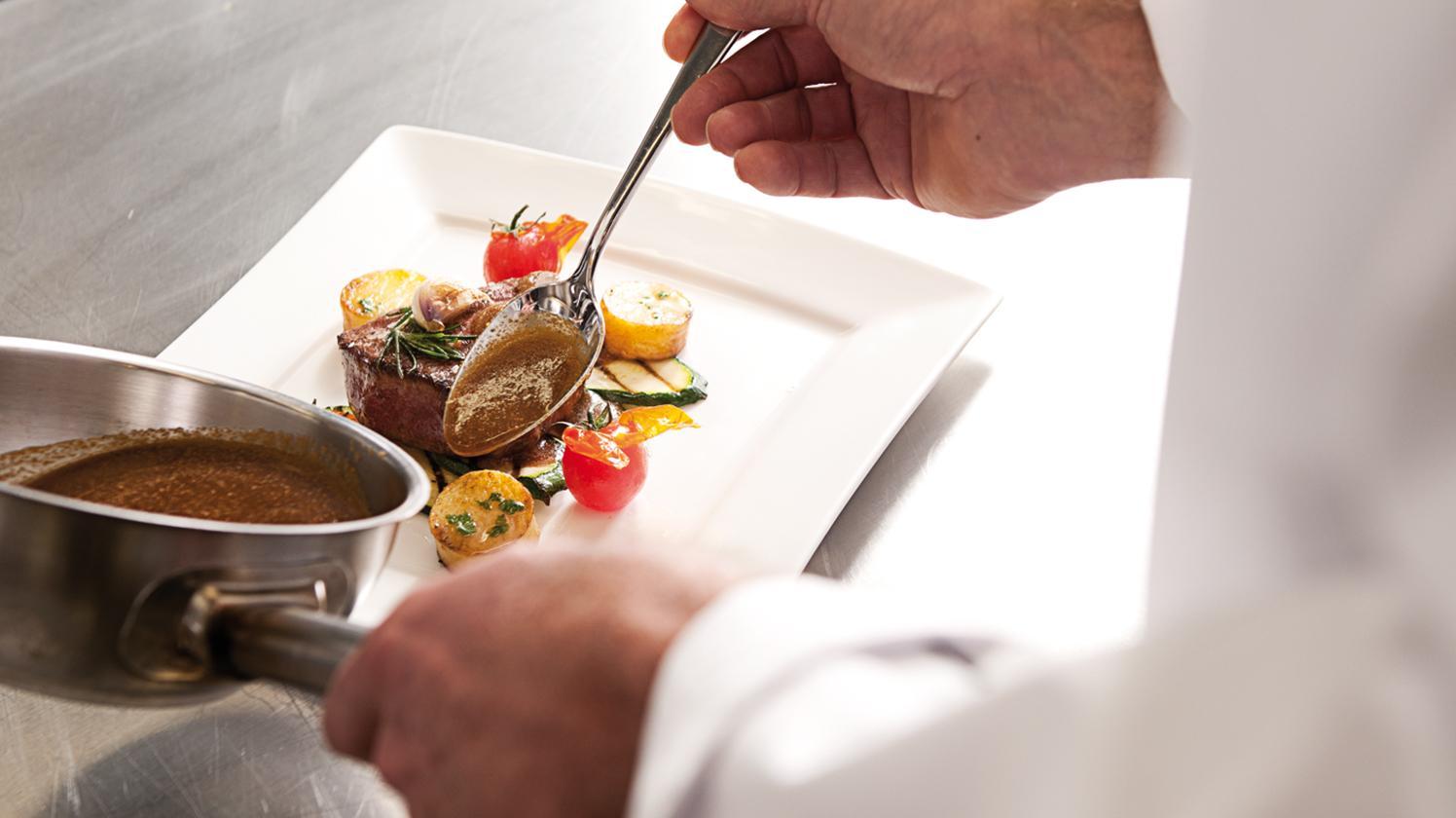 BRITA cuisine raffinée aliments vapeur