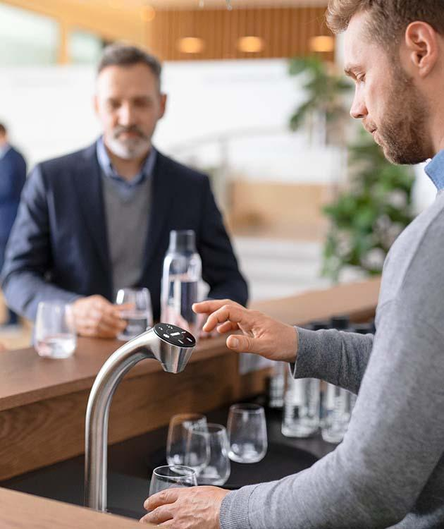 BRITA Experience Wasserspender ViTap