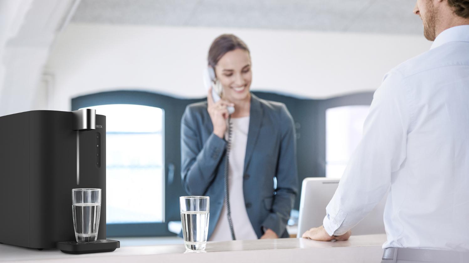BRITA water dispenser vivreau top 15 co-worker