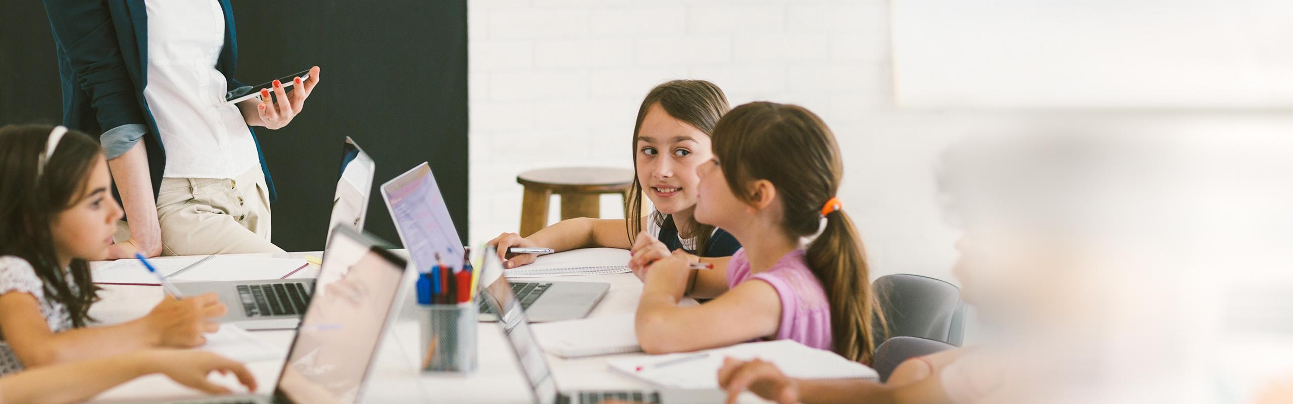 BRITA Wasserspender für Schulen – Klassenzimmer