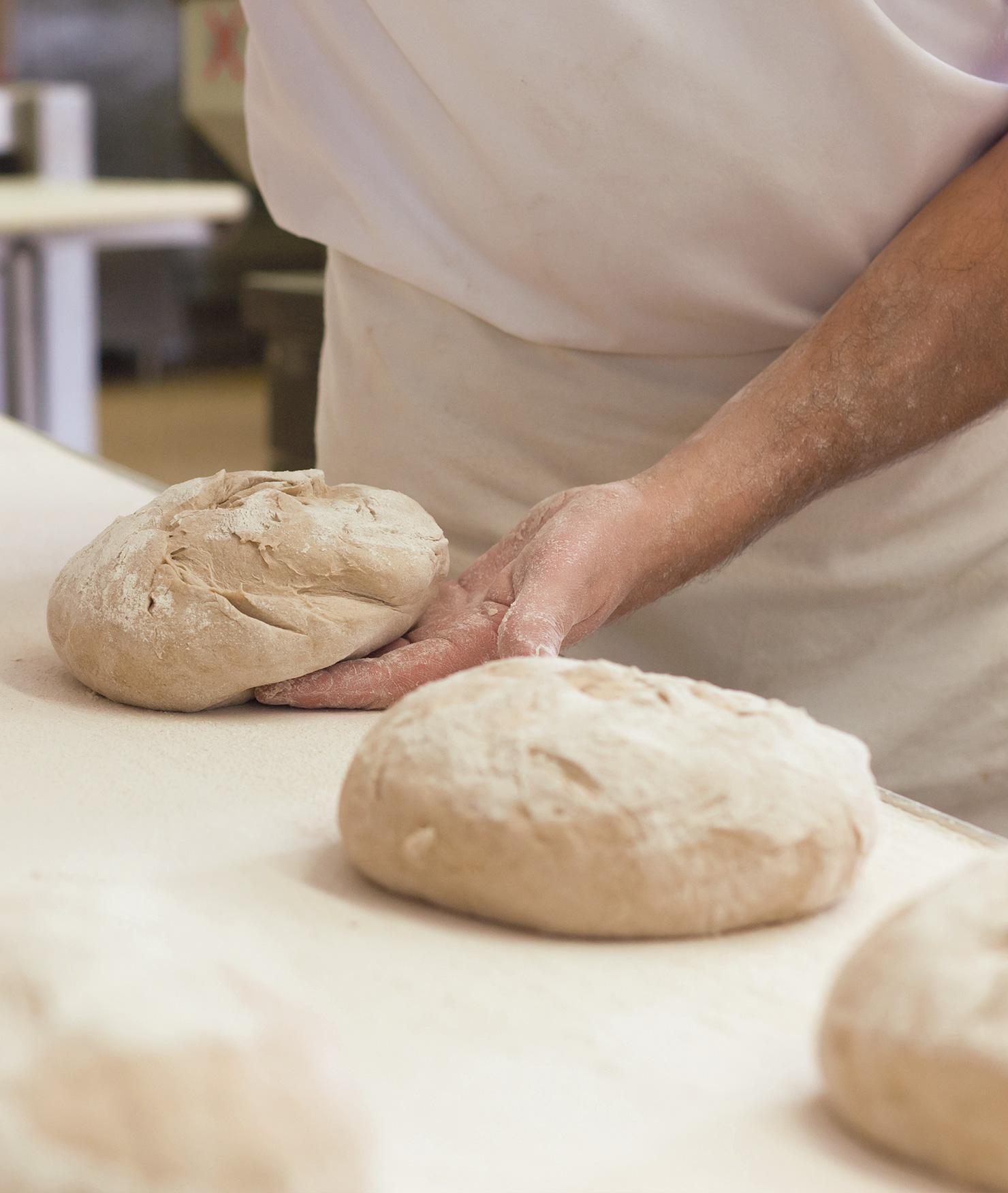 BRITA PURITY Steam piekarnia pieczenie chleba