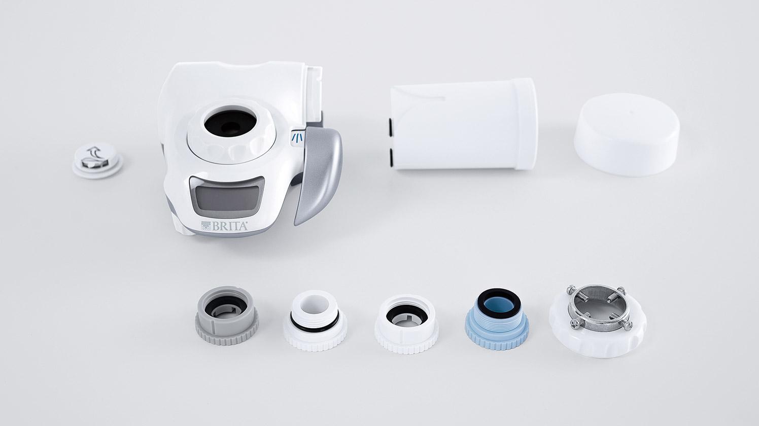 5 adattatori per il filtro per l'acqua BRITA On