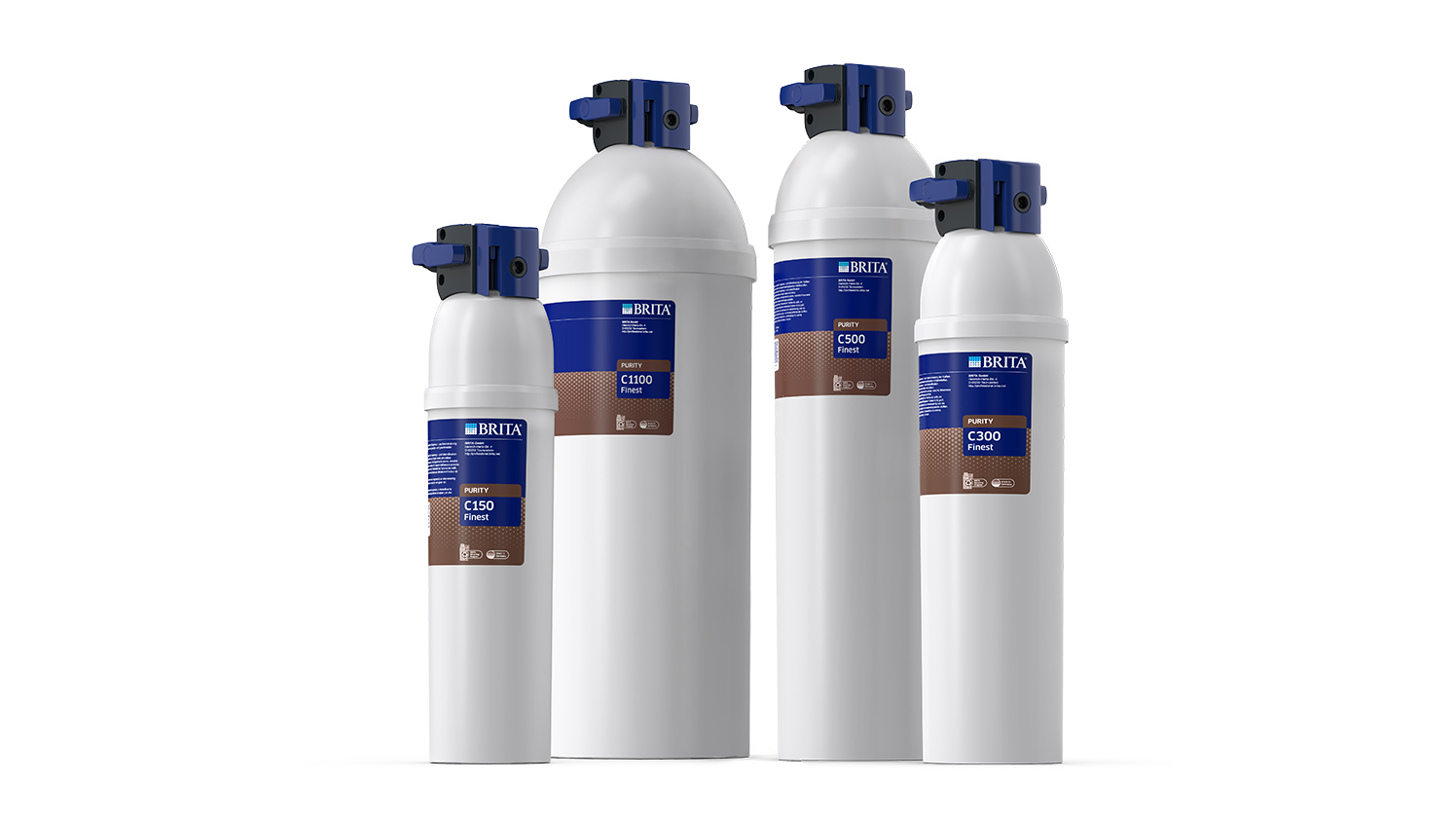 BRITA filter PURITY C Finest range