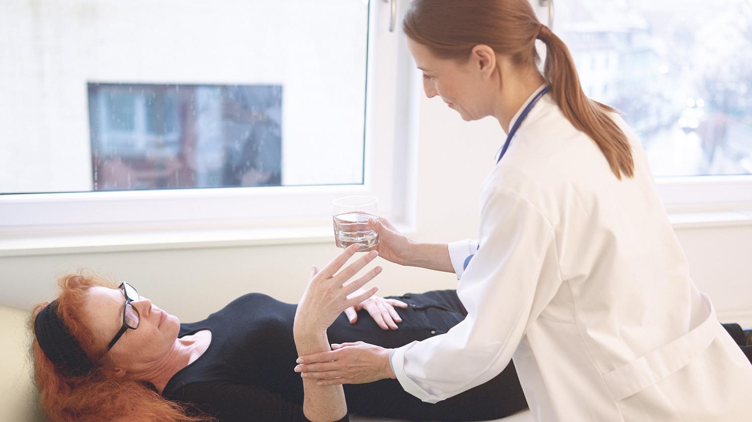 BRITA CLARITY Protect gezondheidszorg-behandeling