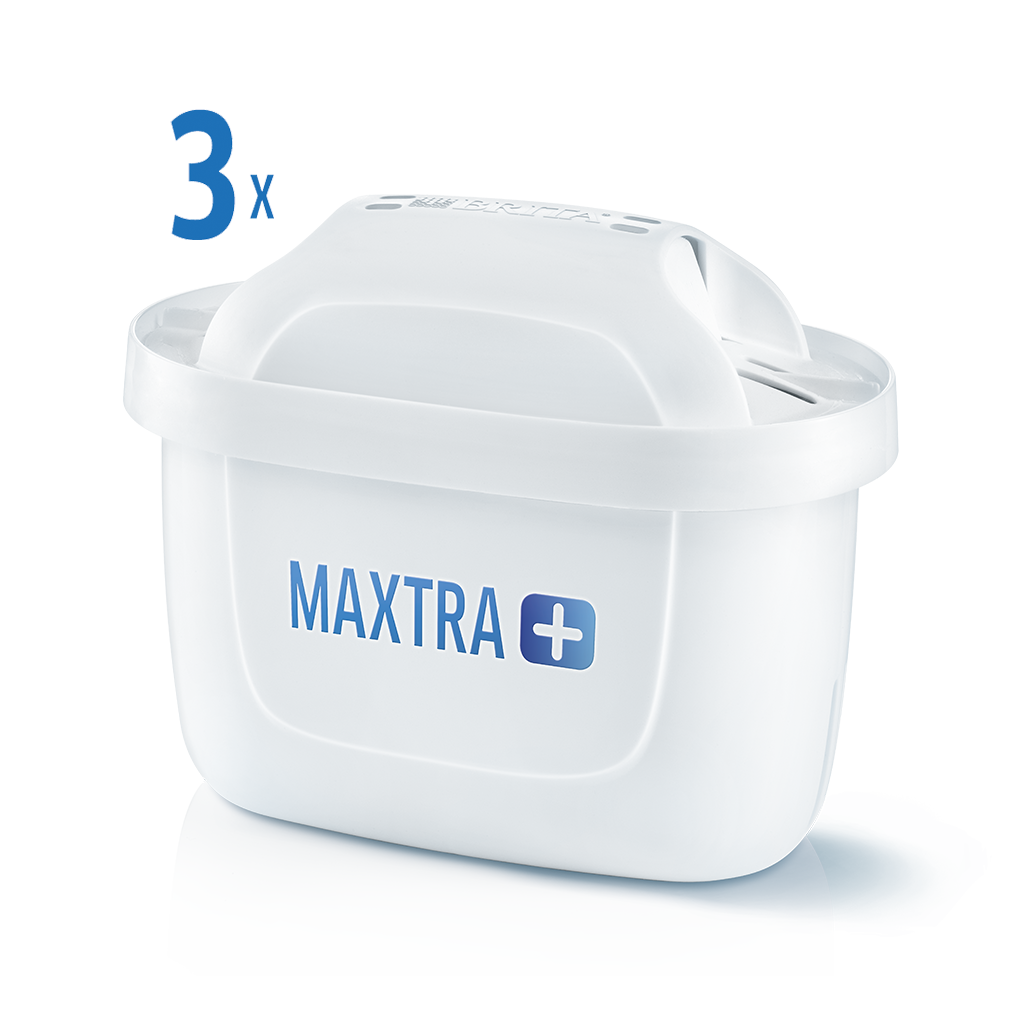 Confezione da 3 filtri BRITA MAXTRA+