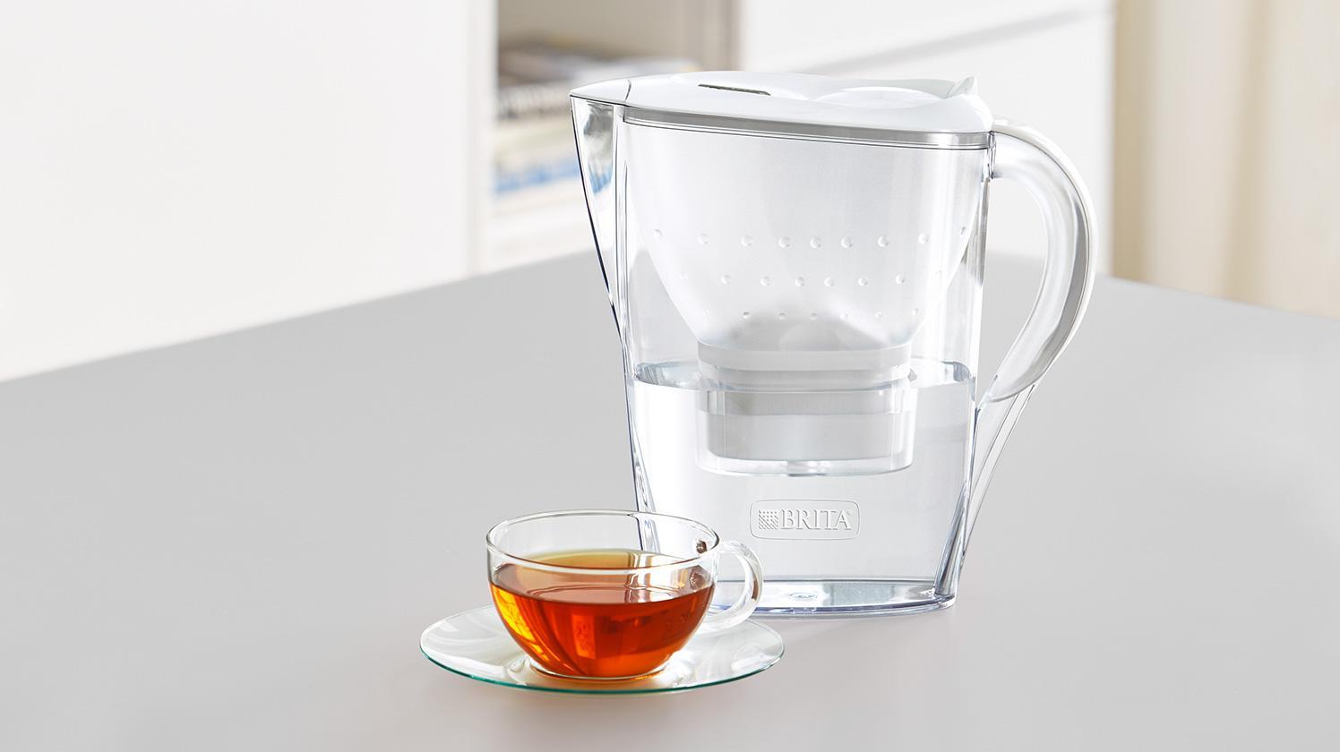 BRITA Marella counter red tea
