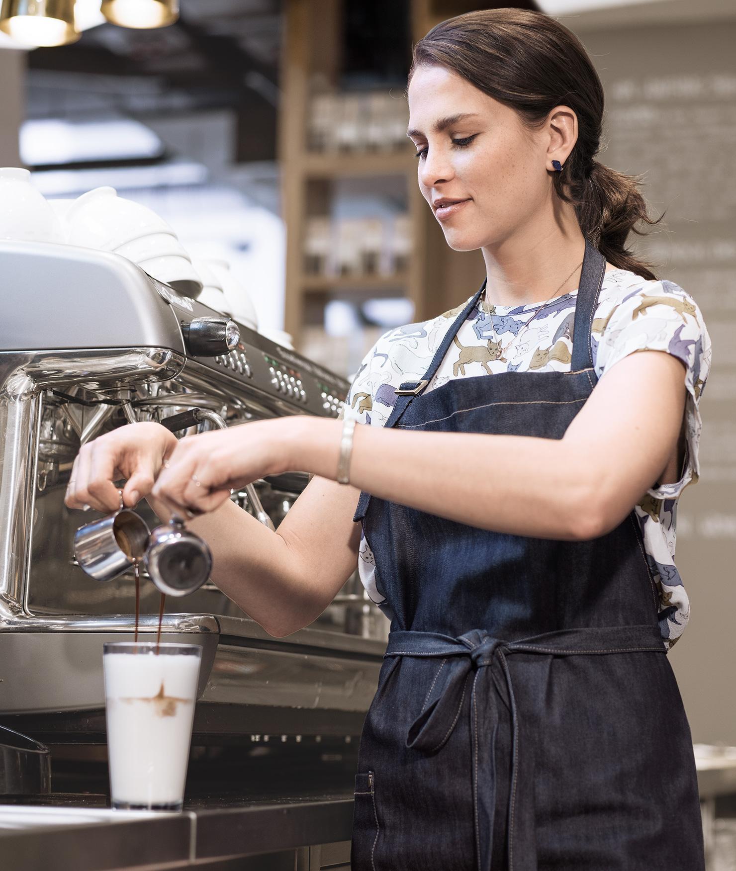 BRITA filter AquaAroma Crema koffie barista
