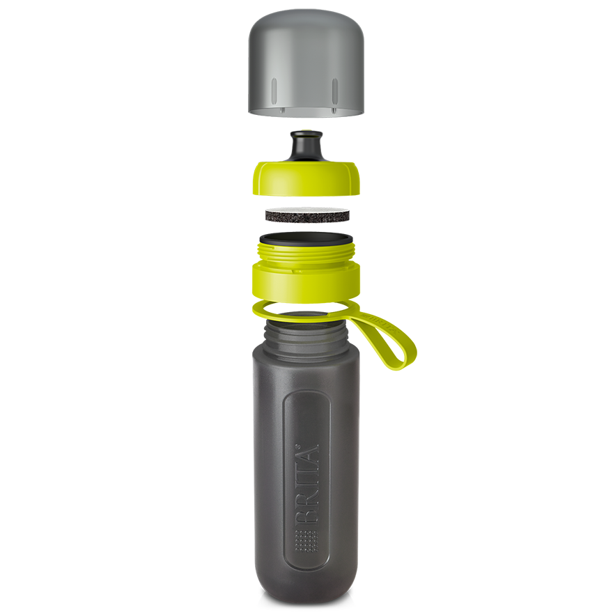 BRITA fill&go Active lime explosie