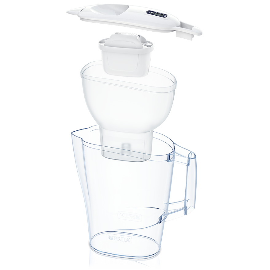 BRITA fill&enjoy Aluna Cool white