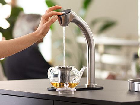 Wasserspender Kohlensäure