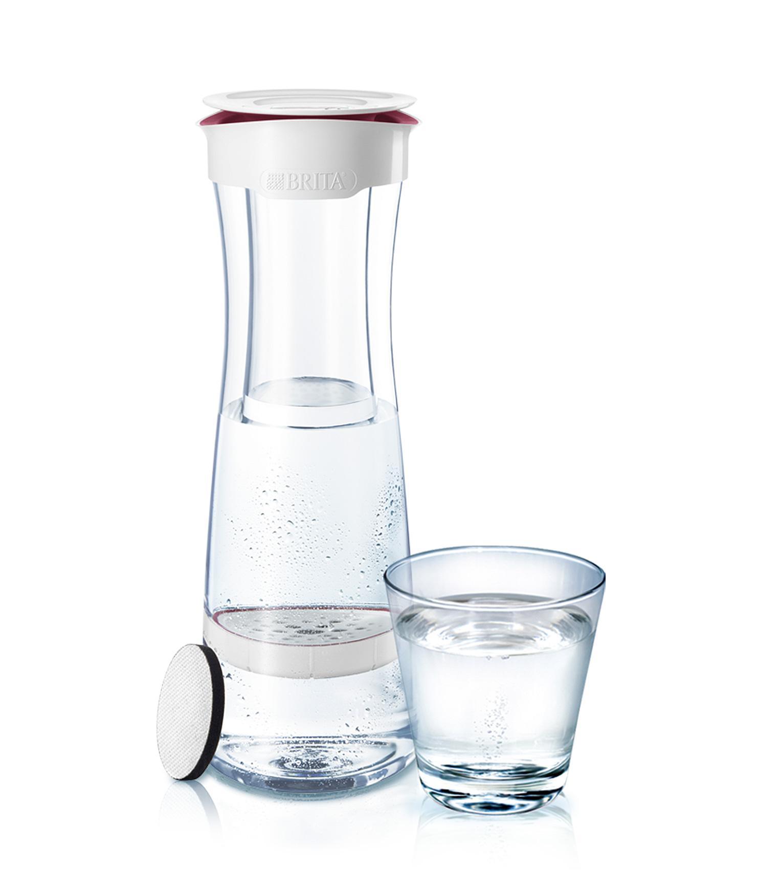 Convient pour les bouteilles filtrantes BRITA fill/&go et les carafes filtrantes BRITA fill/&serve BRITA MicroDisc Lot de 3 filtres /à eau Lot de 6