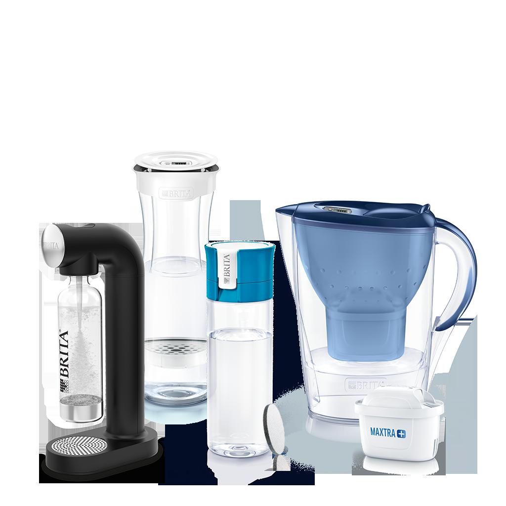 BRITA Produkte für Zuhause