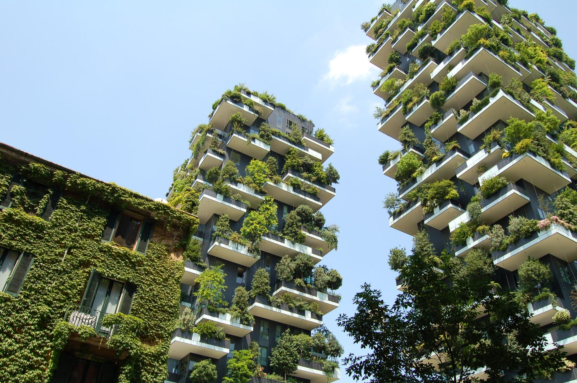 Sustainable design - office buildings