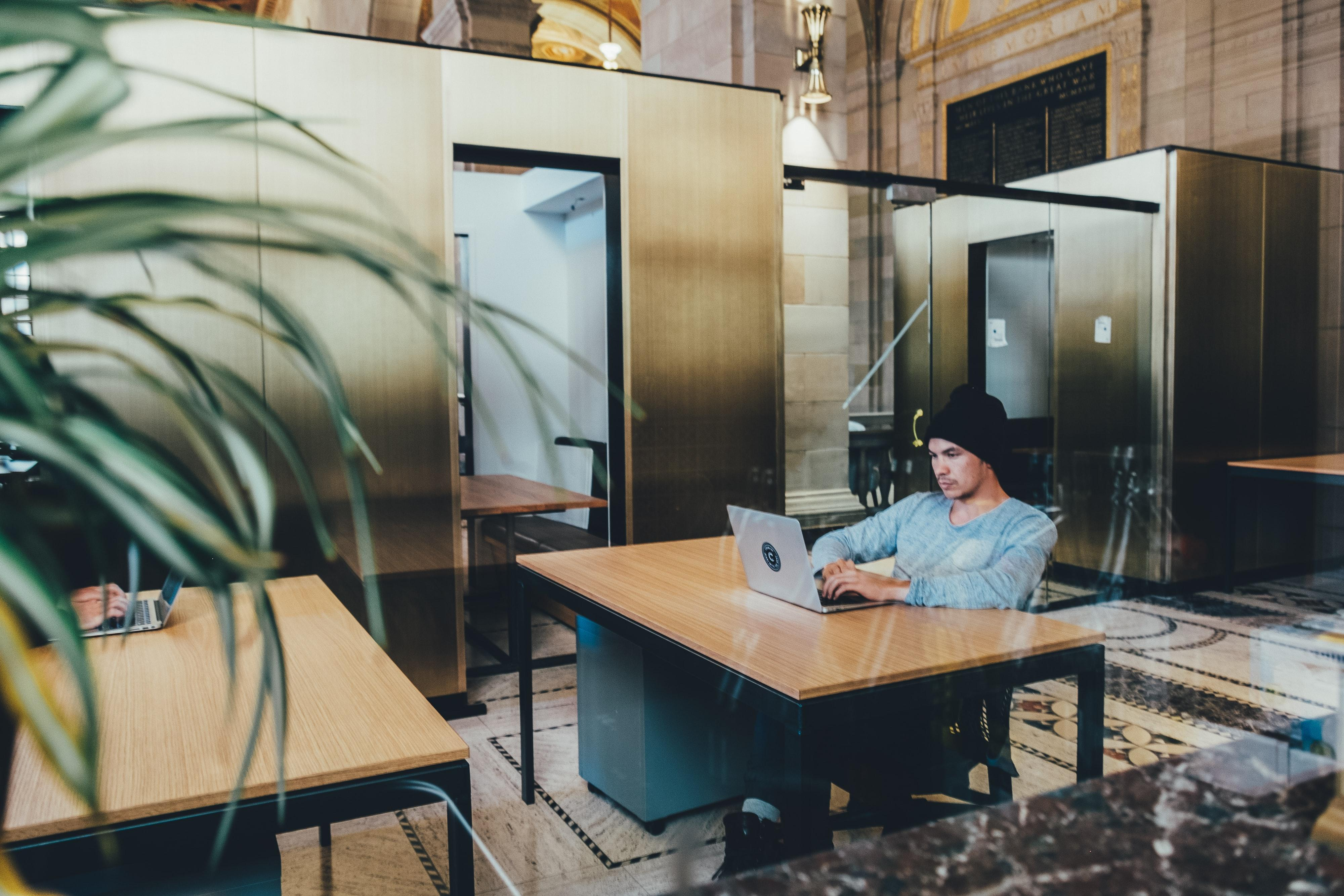 Office Space Post Pandemic- Design